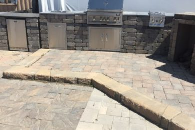 Stone & Patio Work