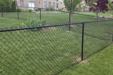 Chain Link Fence Install & Repairs
