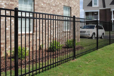 Ornamental Fence Install & Repairs