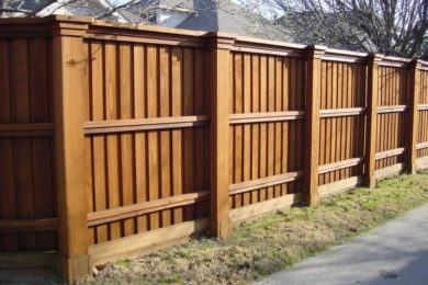 Wood Fence Builders & Repair